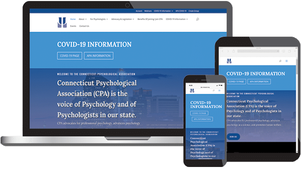 Psychological association Website